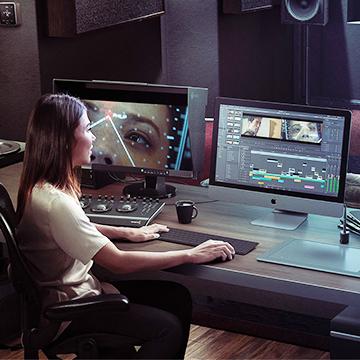 Blackmagic DaVinci Resolve Studio 15 - Software
