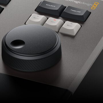 Blackmagic Davinci Resolve Video Editor Keyboard 2
