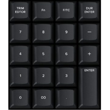 Blackmagic Davinci Resolve Video Editor Keyboard 3