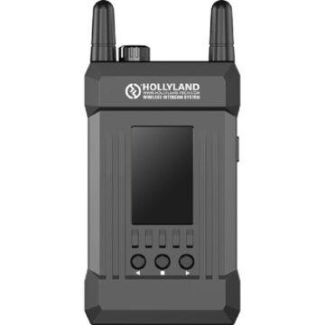 Hollyland SYSCOM 1000T 300M Full-Duplex Intercom System With Tally Handset