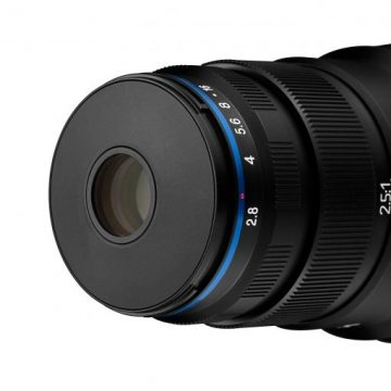 LAOWA 25mm f2.8 2.5-5X Ultra Macro Camera Lenses 2