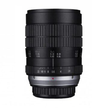 Laowa 60mm f2-8 2X Ultra-Macro Camera Lenses 2