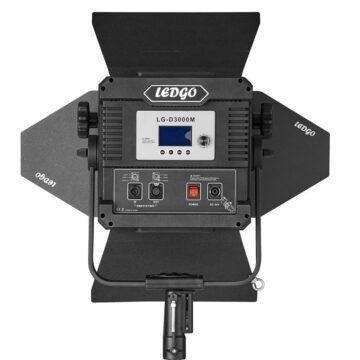 Ledgo 300W LED Daylight Fresnel Light Back