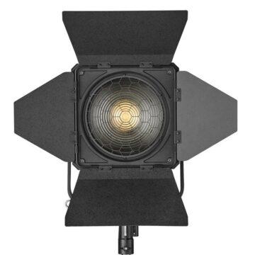 Ledgo 300W LED Daylight Fresnel Light Front