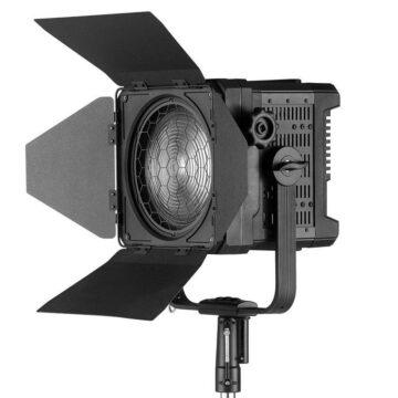 Ledgo 300W LED Daylight Fresnel Light Hero Image