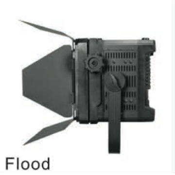 Ledgo D4500 450W LED Lights Fresnel Light Flood
