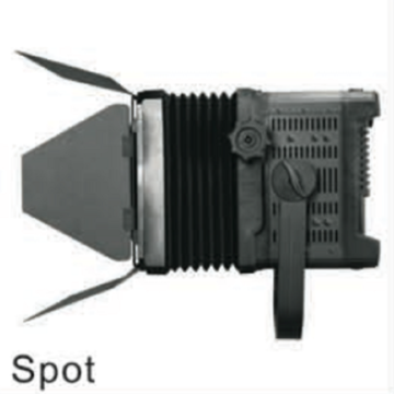 Ledgo D4500 450W LED Lights Fresnel Light Spot