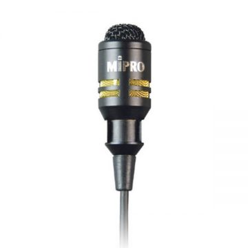 Mipro Uni-Directional Lavalier 10mm Microphone