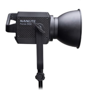 Nanlite Forza 500 LED Monolight 5600K LED Lights Side