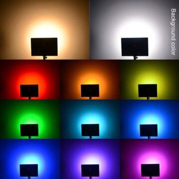 Nanlite RGB 173 LED Light Panel 1