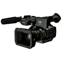 Panasonic 4K 60p/50p Camcorder - 20x Optical Zoom and 1.0-type MOS Sensor