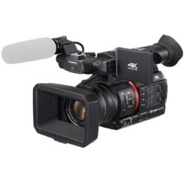 Panasonic AG-CX350 4K Professional Video Camera Hero Shot