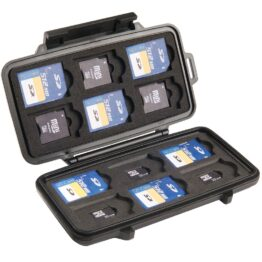 Pelican 0915 Micro Memory SD Card Case 1