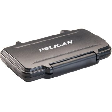 Pelican 0945 Micro Memory Card Case Closed