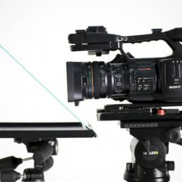 Prompt-it Maxi Teleprompter portable teleprompting solution