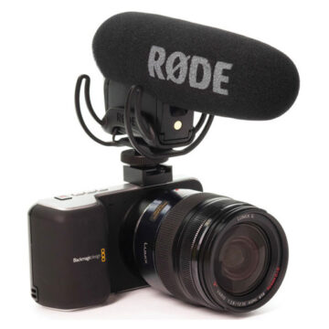 Compact Directional On-camera Microphone