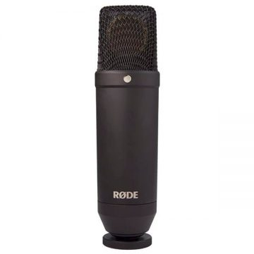 Rode Incredibly Quiet 1″ Cardioid Condenser Microphone