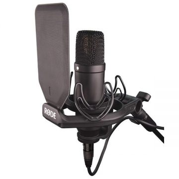 Rode Incredibly Quiet 1″ Cardioid Condenser Mic