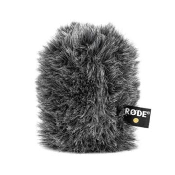 Rode WS11 Deluxe Windshield Deadcat Suitable For Rode VideoMic NTG