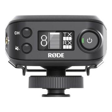 RodeLink Filmmaker Kit-mic-transmitter-receiver