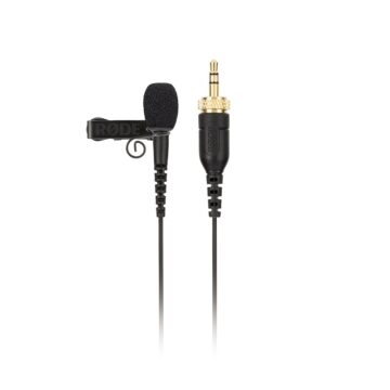 RodeLink LAV Lapel Microphone With Clip