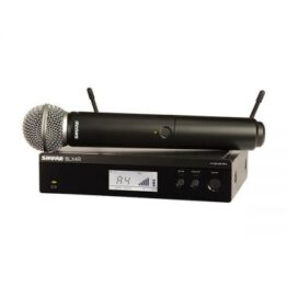 Shure Wireless 1/2R Handheld System
