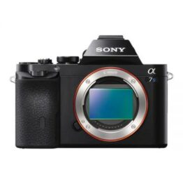 Sony 4K A7s II Full-Frame Camera