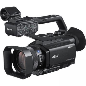 Sony HXRNX80 4K HDR XDCAM