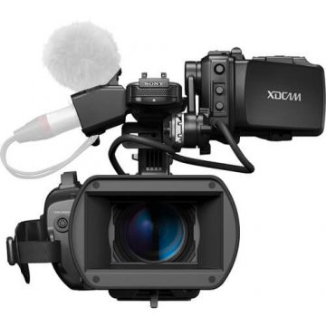 Sony PMW300K2 XDCAM HD Camcorder-Front-View