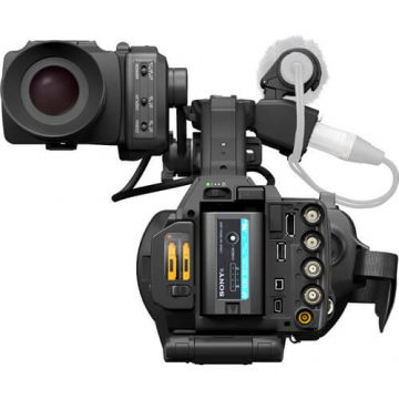 Sony PMW300K2 XDCAM HD Camcorder-Rear-View