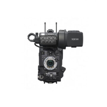 PXW-X320 is a high-performance SxS memory camcorder