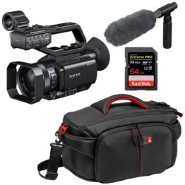 Sony PXW-X70 Camera Bundle