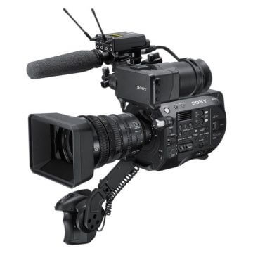 Sony PXWFS7M2 Super 35 XDCAM with lens kit