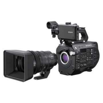 Sony PXWFS7M2 Super 35 XDCAM