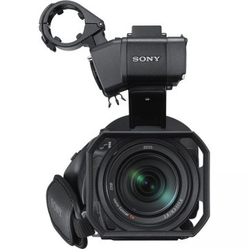 Sony PXWZ90 4K HDR XDCAM - Front View
