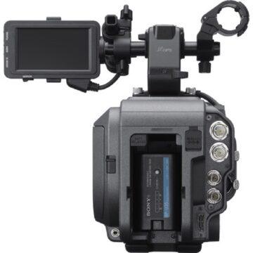 Sony XDCAM PXW-FX9 6K Full-Frame Camera System (Body Only) Back