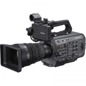 Sony XDCAM PXW-FX9K 6K Full-Frame Camera System With 28-135mm f-4 G OSS Lens (Main Shot)
