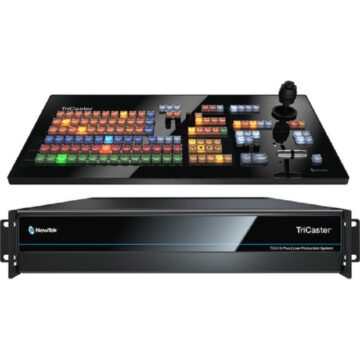 NewTek TriCaster® TC410 Plus Base Bundle 1