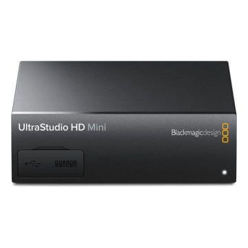 Blackmagic Portable UltraStudio HD Mini - Thunderbolt 3, 3G-SDI & HDMI