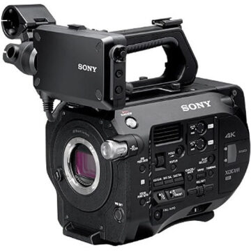 Sony 4K XDCAM Super 35mm CMOS Sensor Camcorder Body